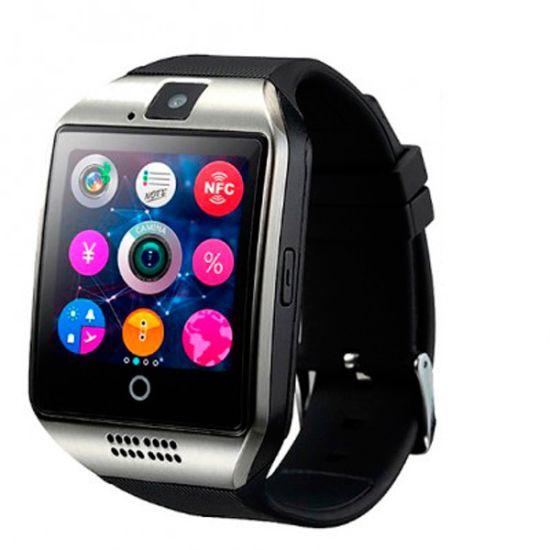 Умные наручные часы Smart Smartix Q18 Black, Silver