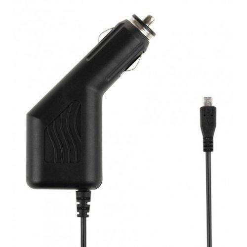 Автомобильная зарядка для планшета, телефона microUSB 5V 2A автозарядка от прикуривателя