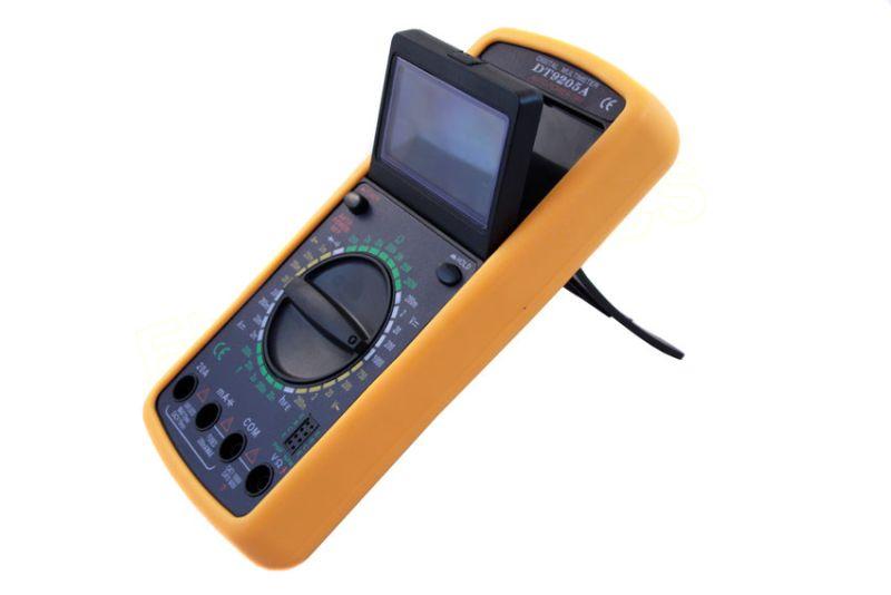 Цифровой профессиональный мультиметр Digital DT9205A тестер