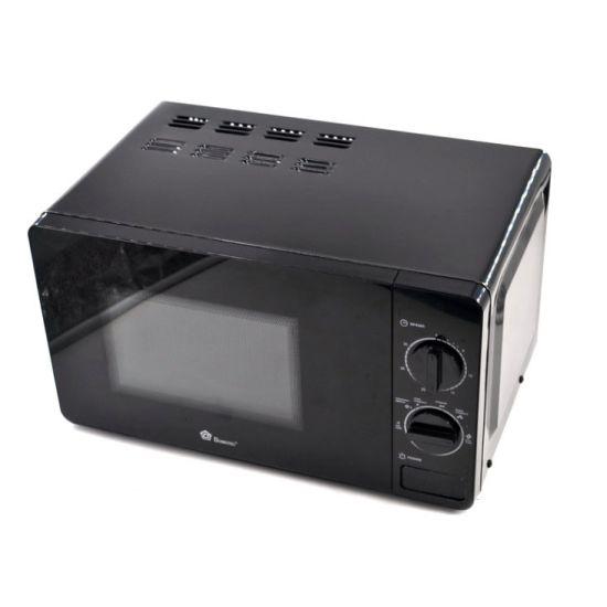 Микроволновая печь Domotec MS-5332 700W 20л, Black Микроволновка Черная