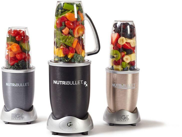 Экстрактор питательных веществ NutriBullet Basic 600W ( нутрибуллет ) мини - комбайн, блендер - миксер