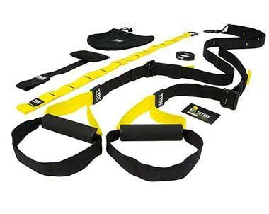Тренировочные петли TRX - Pro FitStudio Suspension это тренажёр для всего тела