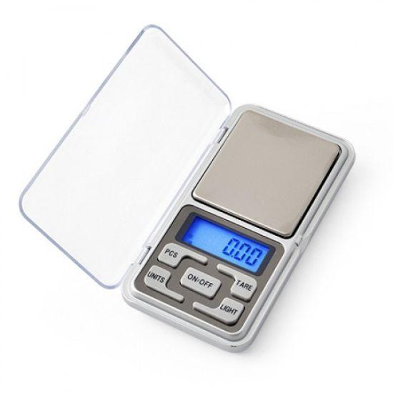Карманные ювелирные весы 0,01 - 200 гр Domotec MS-1728B, Портативные, электронные 200гр