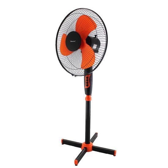 """Напольный вентилятор Domotec MS-1619 40 см stand fan 16"""""""
