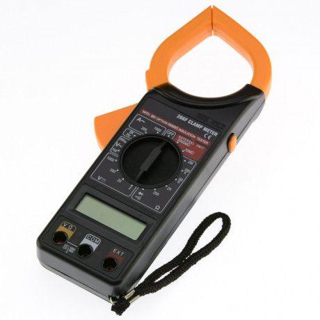 Тестер мультиметр токоизмерительные клещи Digital 266F