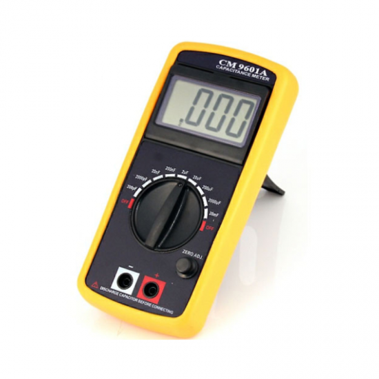 Мультиметр Digital CM 9601A тестер мультиметр измеритель емкости цифровой