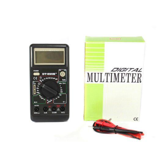 Цифровой профессиональный мультиметр Digital DT-890B+ тестер