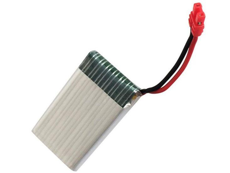 Универсальный аккумулятор для квадрокоптера Syma 3.7v 800mAh, батарея для квадрокоптеров