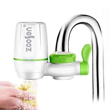 Насадка фильтр на кран для очистки воды Zoosen Water Faucet Water Purifier ZSW-010A/010B