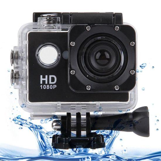 Водонепроницаемая спортивная экшн камера Action Camera D600 A7 Black