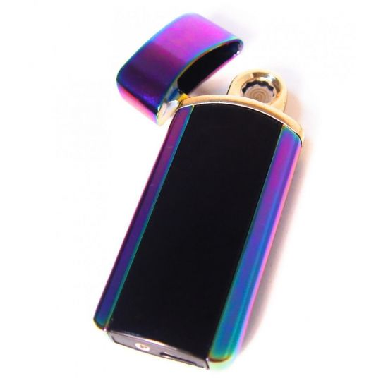 Электрическая спиральная зажигалка USB Lighter H1, электронная хамелеон