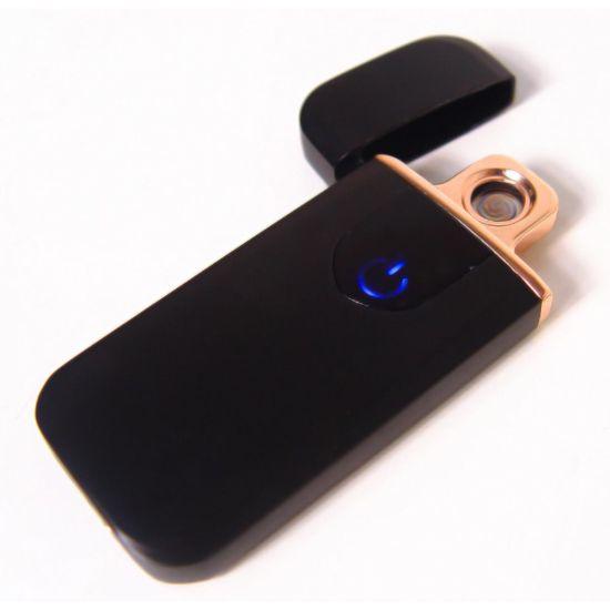 Электронная спиральная зажигалка Lighter ZGP 5 аккумуляторная от USB