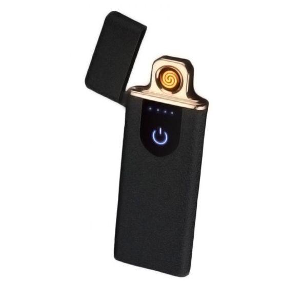 Электронная спиральная зажигалка Lighter TH 755 аккумуляторная от USB