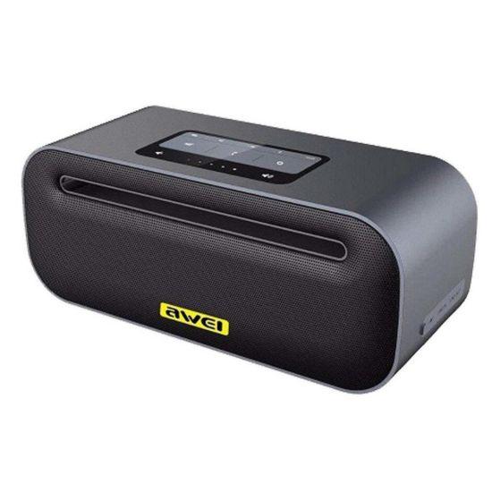 Портативная Bluetooth колонка Awei Y600 Black, черная
