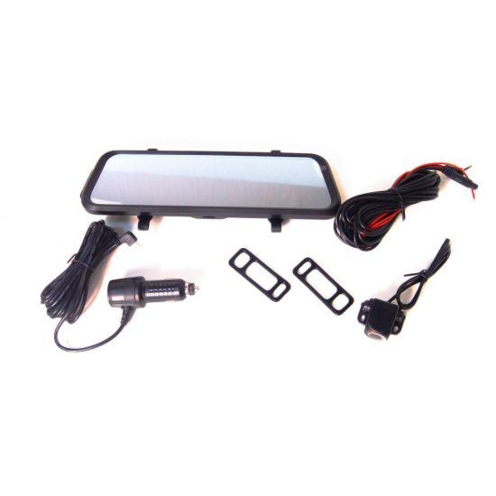 """Автомобильный видеорегистратор зеркало E92 10"""" с двумя камерами FullHD 1080p"""