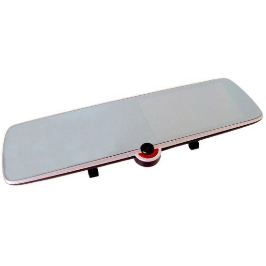 Автомобильный видеорегистратор Vihicle blackbox DVR C33 5*с тремя камерами зеркало заднего вида с регистратор
