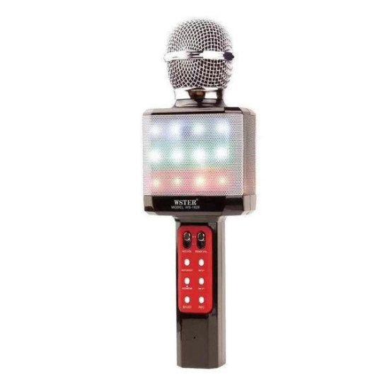 Беспроводной микрофон караоке bluetooth Wster WS-1828
