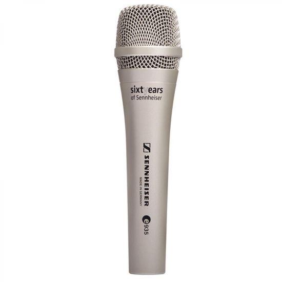 Ручной проводной микрофон Sennheiser Evolution E935, вокальный