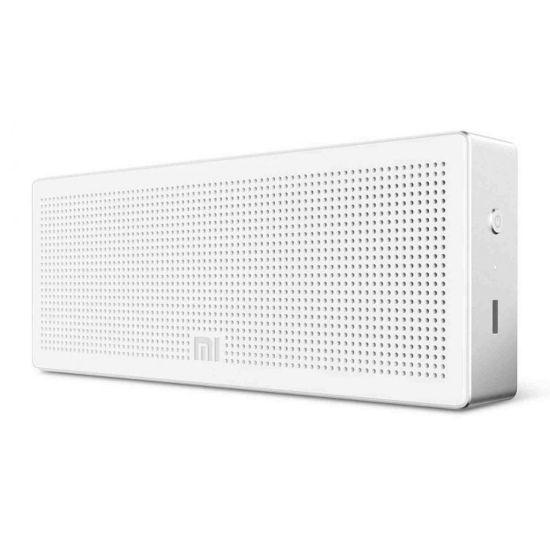 Беспроводная портативная Bluetooth колонка Xiaomi Mi Speaker Square Box NDZ-03-GB FXR4043GL White белая