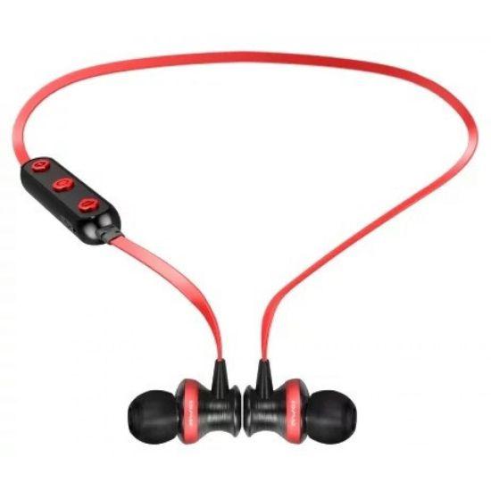Беспроводные Bluetooth наушники Awei B990BL Red, красные