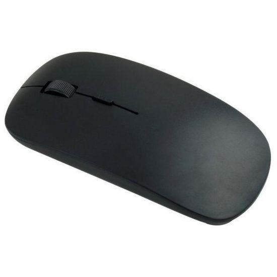 Беспроводная оптическая мышка UKC G132 Black, черная