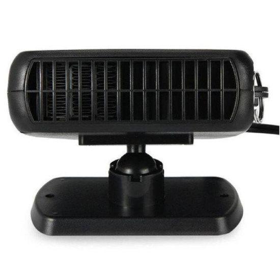 Автомобильный обогреватель салона от прикуривателя  Auto Heater HJ-703 Fan 12 volt DC 200W