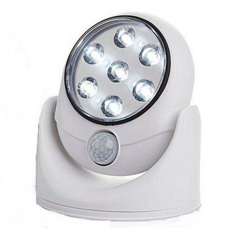 Led светильник с датчиком движения Light Angel универсальная подсветка