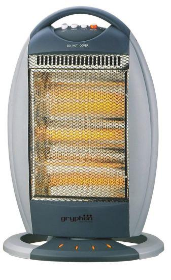 Галогенный напольный инфракрасный обогреватель Opera Digital OP-H0005 1200W
