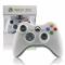 Беспроводной джойстик Microsoft Xbox 360 White Оригинал Белый