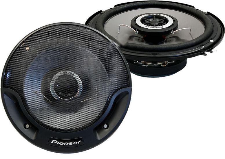 """Автомобильная акустика Pioneer TS-G1642R 180W автомобильные колонки 6"""", 16 см"""