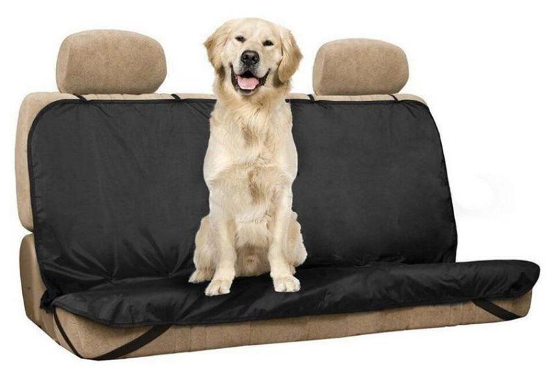 Автомобильная водонепроницаемая накидка для собак PetZoom Loungee в машину на заднее сидение (Петзум)