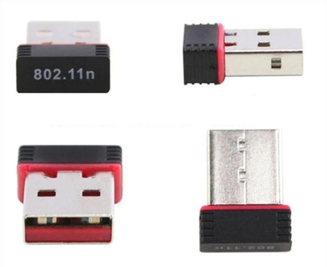 Мини WIFI USB сетевой адаптер 300Mb/s, mini LV-UW03 802.11N