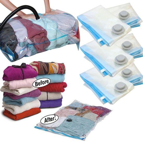 Вакуумные пакеты для хранения вещей Размер 80х110 см