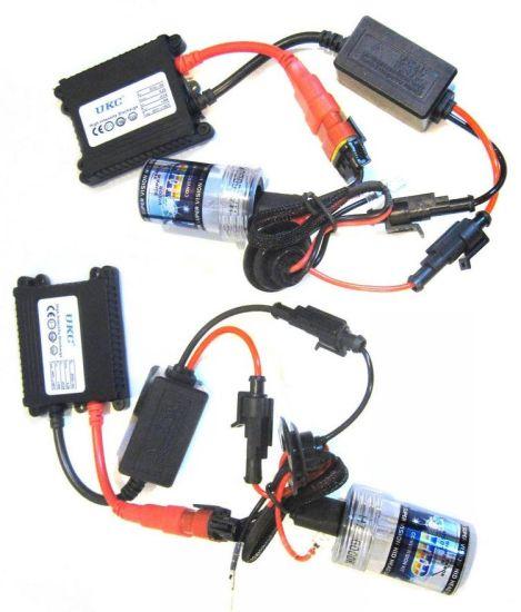 Комплект ксенон UKC H7 HID XENON 6000K