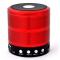 Беспроводная портативная bluetooth MP3 колонка SPS WS-887