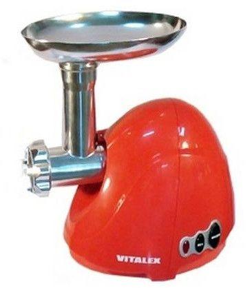 Мясорубка Vitalex VL-5302 Красная электромясорубка ( Виталекс )