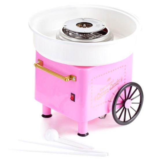Аппарат для сладкой ваты, Cotton Candy Maker, Машинка для приготовления конфет, сладкой ваты Candy Maker