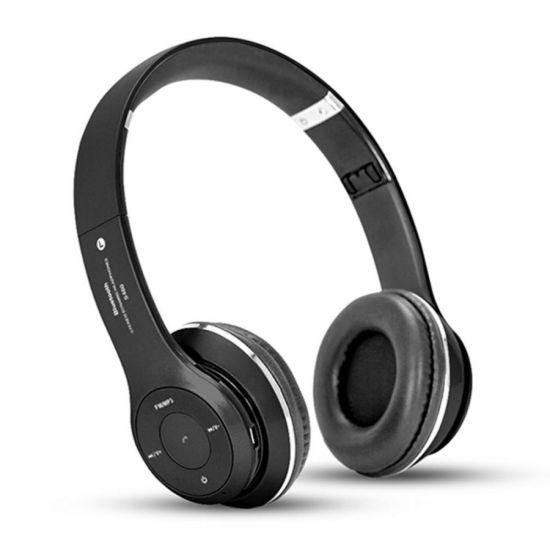 Беспроводные Bluetooth наушники Beats by Dr. Dre Solo HD S460 Black, наушники с mp3 плеером черные