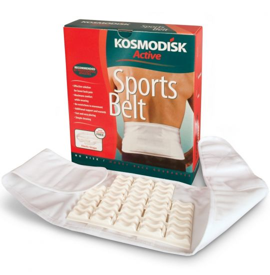 Ортопедический пояс,массажер для спины,спортивный пояс Cosmodisk Aktive