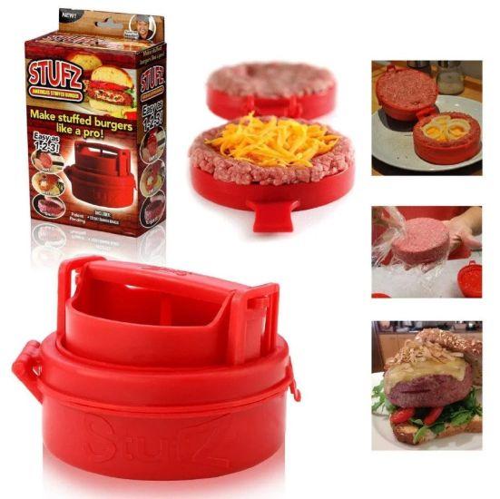 Прибор для приготовления бургеров StufZ Burger Press, пресс для бургеров