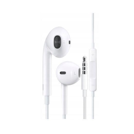 Наушники вакуумные для Iphone 5, 6 3.5 jack