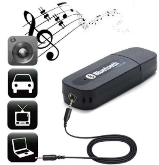 Беспроводной аудио ресивер приемник Bluetooth Music Reciver BT-163 music receiver