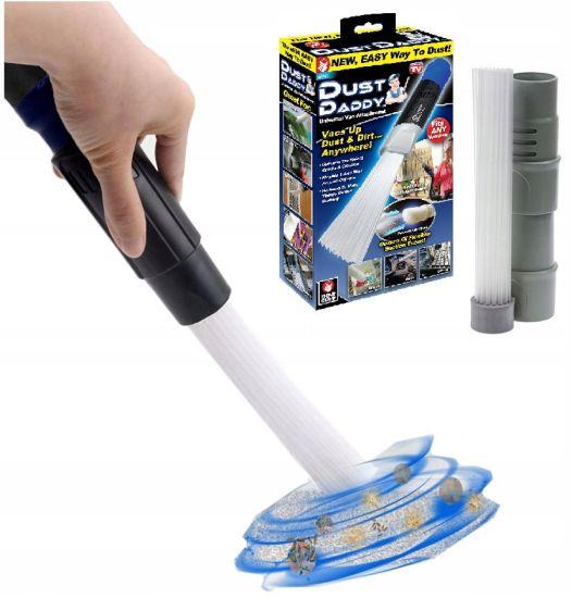 Насадка для пылесоса Dust Daddy универсальная щелевая насадка для абсолютного удаления пыли Даст Дэдди