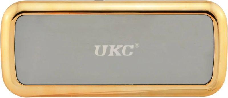 Портативная зарядка Power Bank 50000 mAh УМБ Внешний аккумулятор Gold, Black