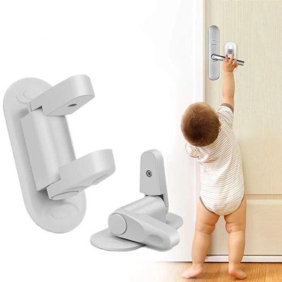 Универсальный детский замок BingoKid Door Lever Lock для дверных ручек