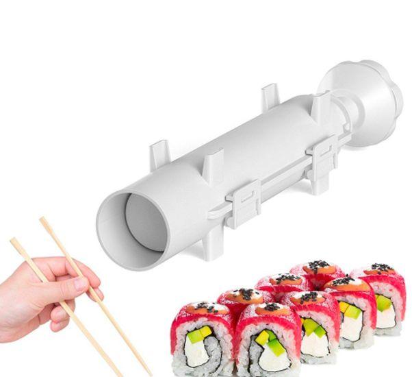 Форма для приготовления роллов и суши Bazooka Sushezi, сушимейкер, ролл машинка Sushi bazuka