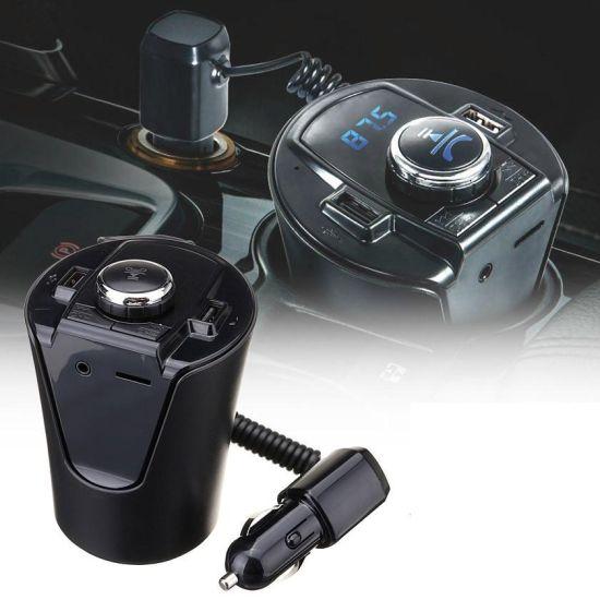 ФМ FM трансмиттер модулятор авто MP3 H26 BX6 в подстаканник