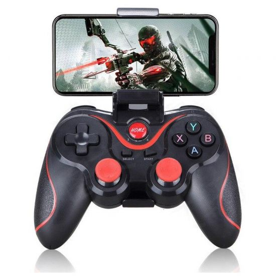 Джойстик для Android T-3 Gamepad беспроводной геймпад для смартфонов и планшетов Bluetooth
