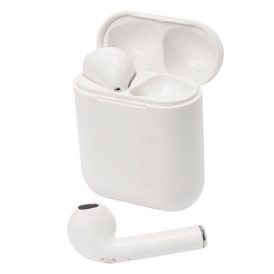 Беспроводные Bluetooth наушники Apple i9P TWS airpods Ifans White Белые HBQ