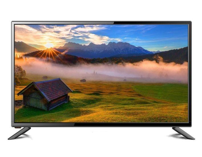 "LED Телевизор Samsung 24"" БЕЗ smartTV, DVB-T2 L24 Реплика + Авто блок питания, USB HDMI"